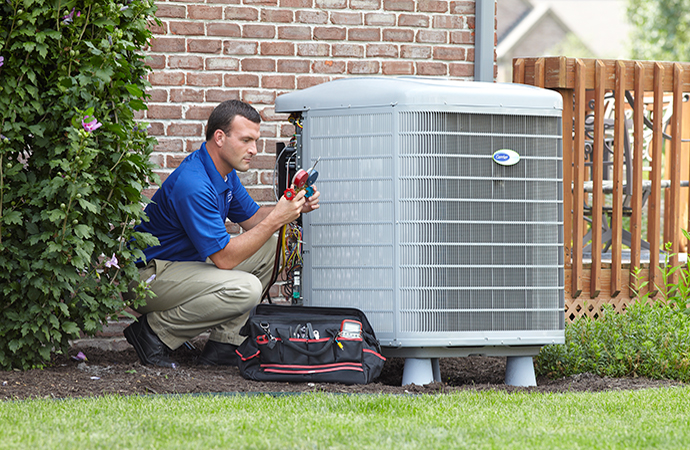 AC Installation in Dayton