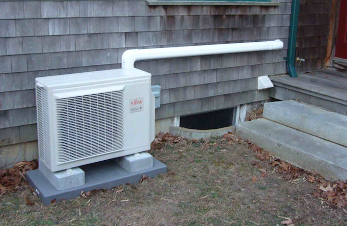 Ductless/Mini-Split AC Installation in Dayton, Ohio