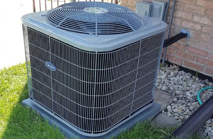 Geothermal Air Conditioning System in Dayton, Ohio